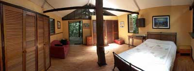self contained accommodation in the daintree