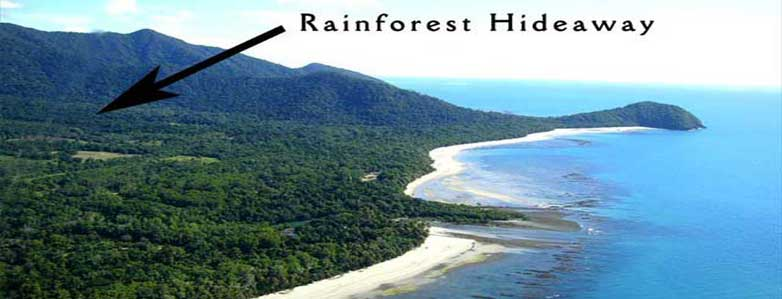 accommodation centrally located in Cape Tribulation